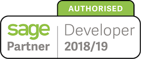 Authorised Sage Developer
